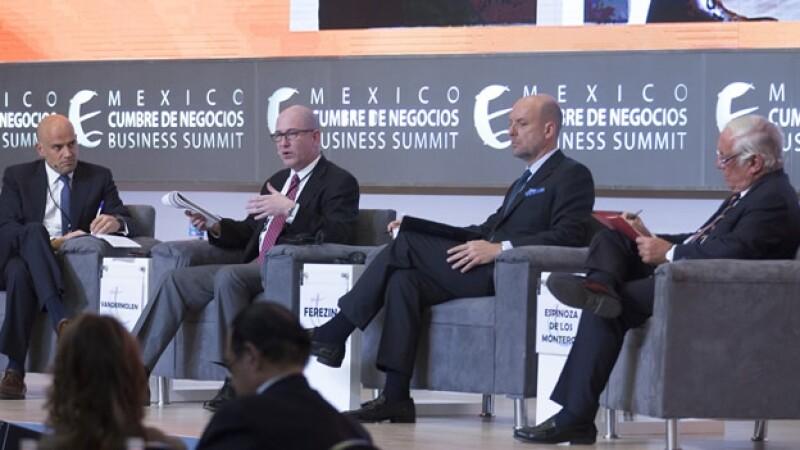 cumbre negocios panelistas 2014