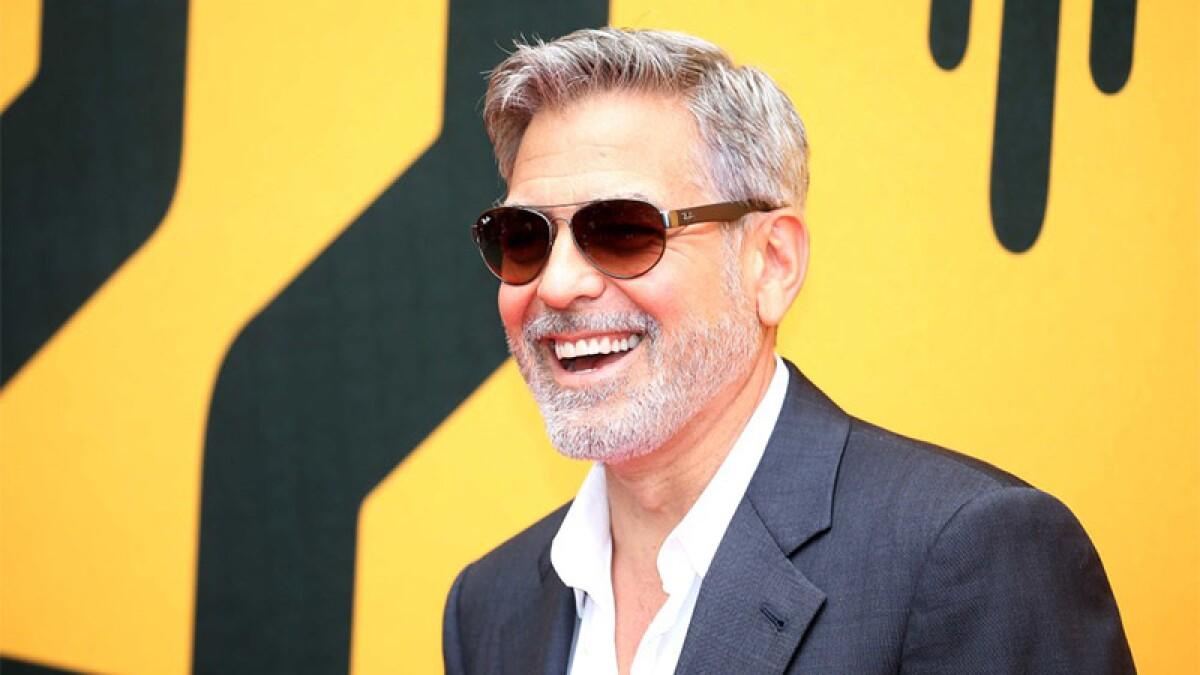 George Clooney tendrá nueva película en Netflix