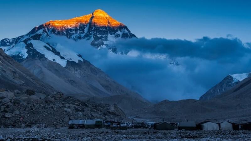 tibet, Qomolangma, parque, ecológico