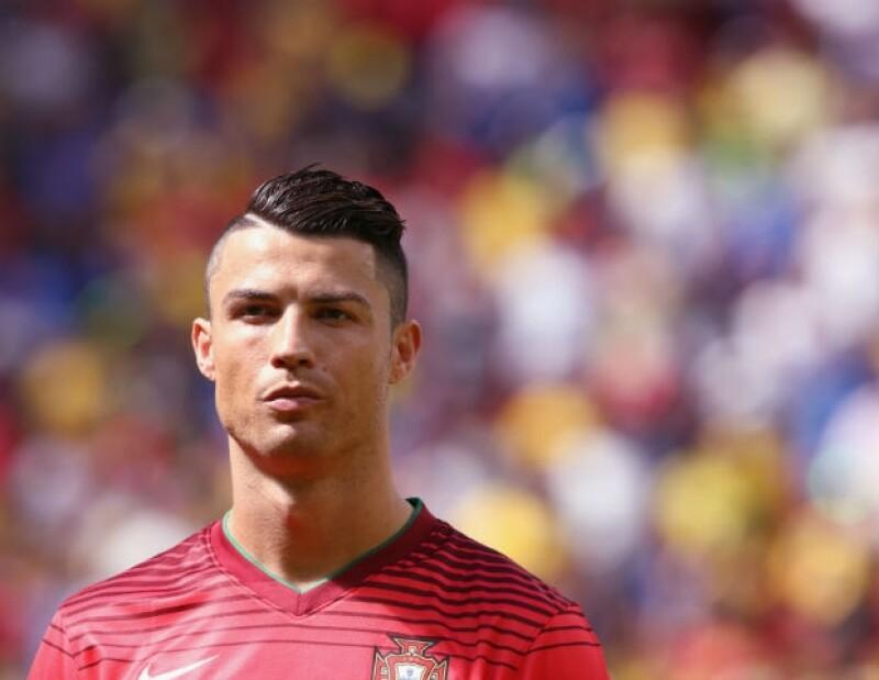 Ronaldo luchó por convertirse en uno de los grandes jugadores dle futbol actual.