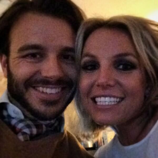 Después de romper su último compromiso, Britney volvió a encontrar el amo junto a Charlie.