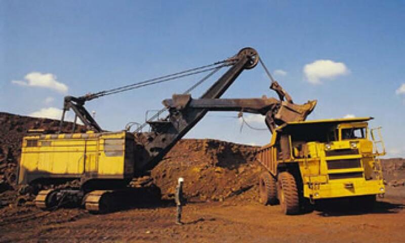 Las acciones de la minera Peñoles en la BMV registraron aumento de 2.01% (Foto: Thinkstock)