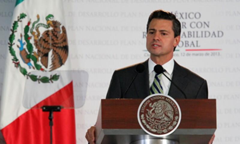 El presidente Enrique Peña Nieto también anunció que impulsará el turismo y la infraestructura en la zona fronteriza. (Foto: Archivo)