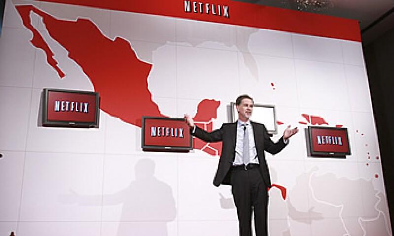 Netflix es un servicio de descarga automática y renta de películas y series de televisión que inició en Estados Unidos hace poco más de 10 años. (Foto: AP)