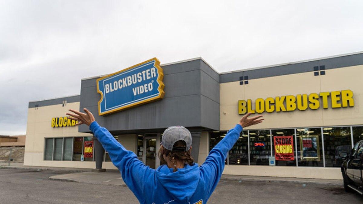 Trabajadores revelan como es trabajar en el último Blockbuster del mundo
