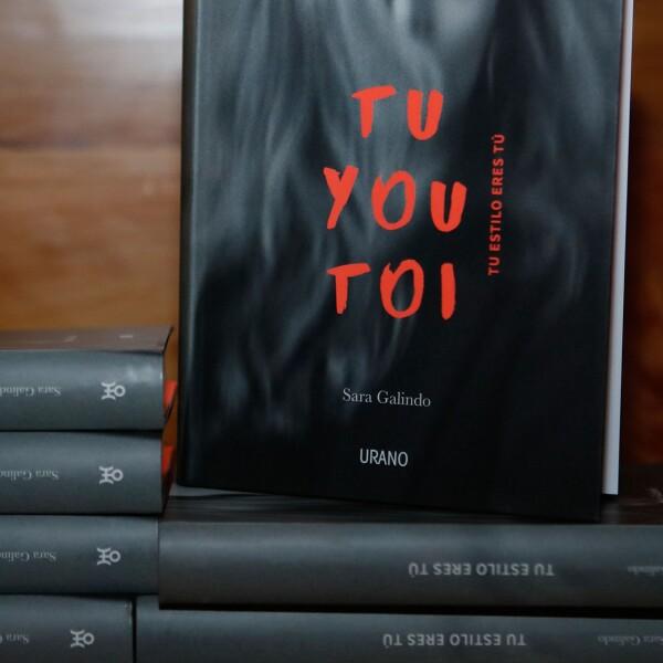 Presentación del libro de Sara Galindo