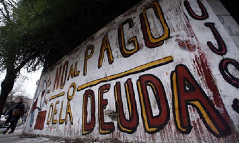 El default de Argentina agitó a los mercados en la semana. (Foto: Reuters)