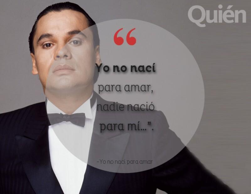 Top 20 Las Mejores Frases En Las Canciones De Juan Gabriel