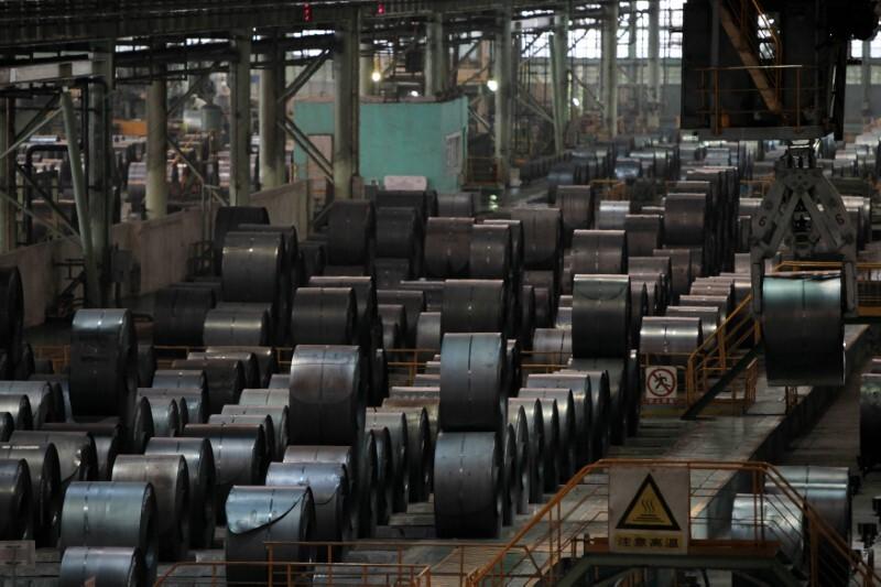 Aranceles al acero y al aluminio