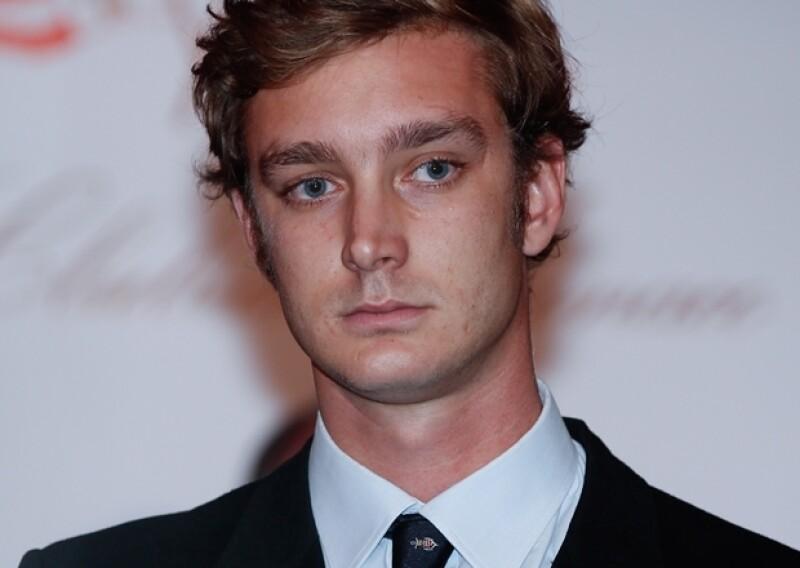Entre los amigos más cercanos de Pierre está Stavros Niarchos, ex novio de Paris Hilton.