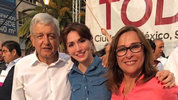 Respaldo a López Obrador