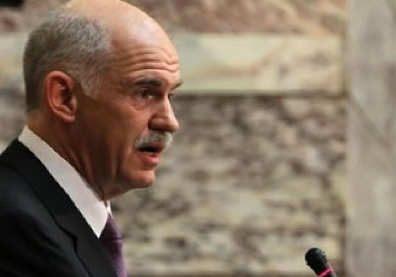 El primer ministro griego George Papandreou está en Washington para una reunión con el presidente Barack Obama. (Foto: AP)