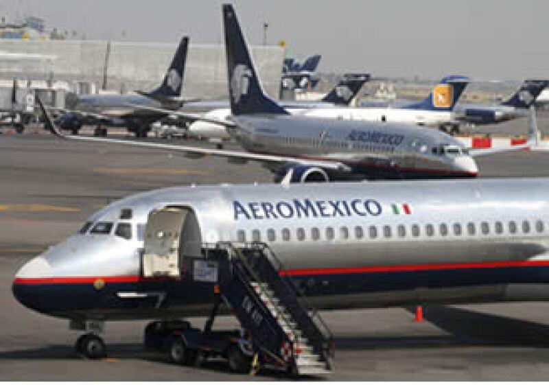 Aeroméxico podrá identificar los fraudes de forma más rápida y precisa. (Foto: AP)