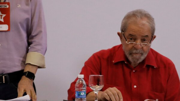 Pago al Instituto Lula