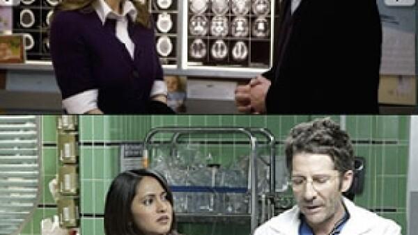 En casi el 46% de las escenas de convulsiones presentadas, los 'médicos&#39  de los programas como ER, Dr. House o Greys Anatomy dieron auxilios inapropiados.