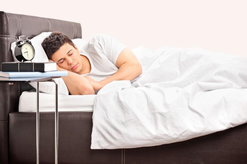 dormir más en fin de semana