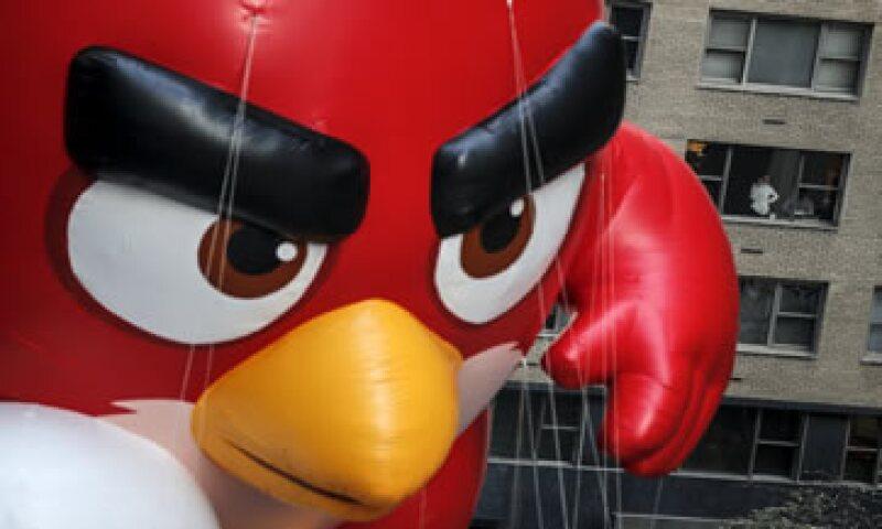 En  2016 se estrenará la primera película de Angry Birds. (Foto: Reuters)