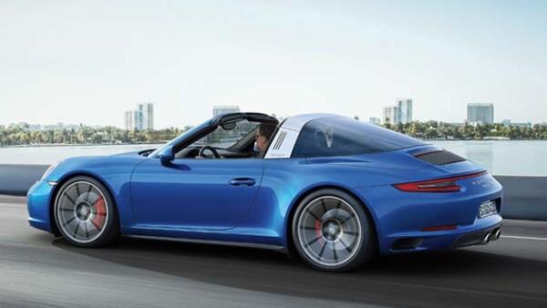 Cortesía Porsche