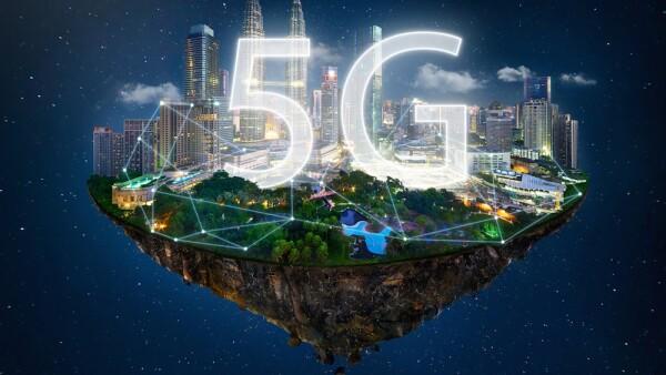 Red 5G - 5G - tecnología 5G