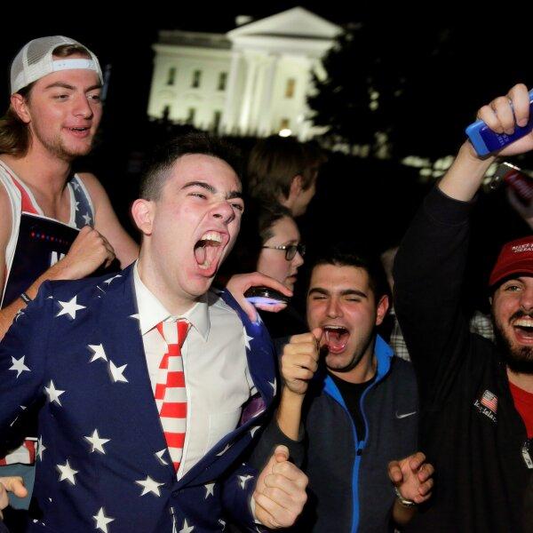 Republicanos eufóricos