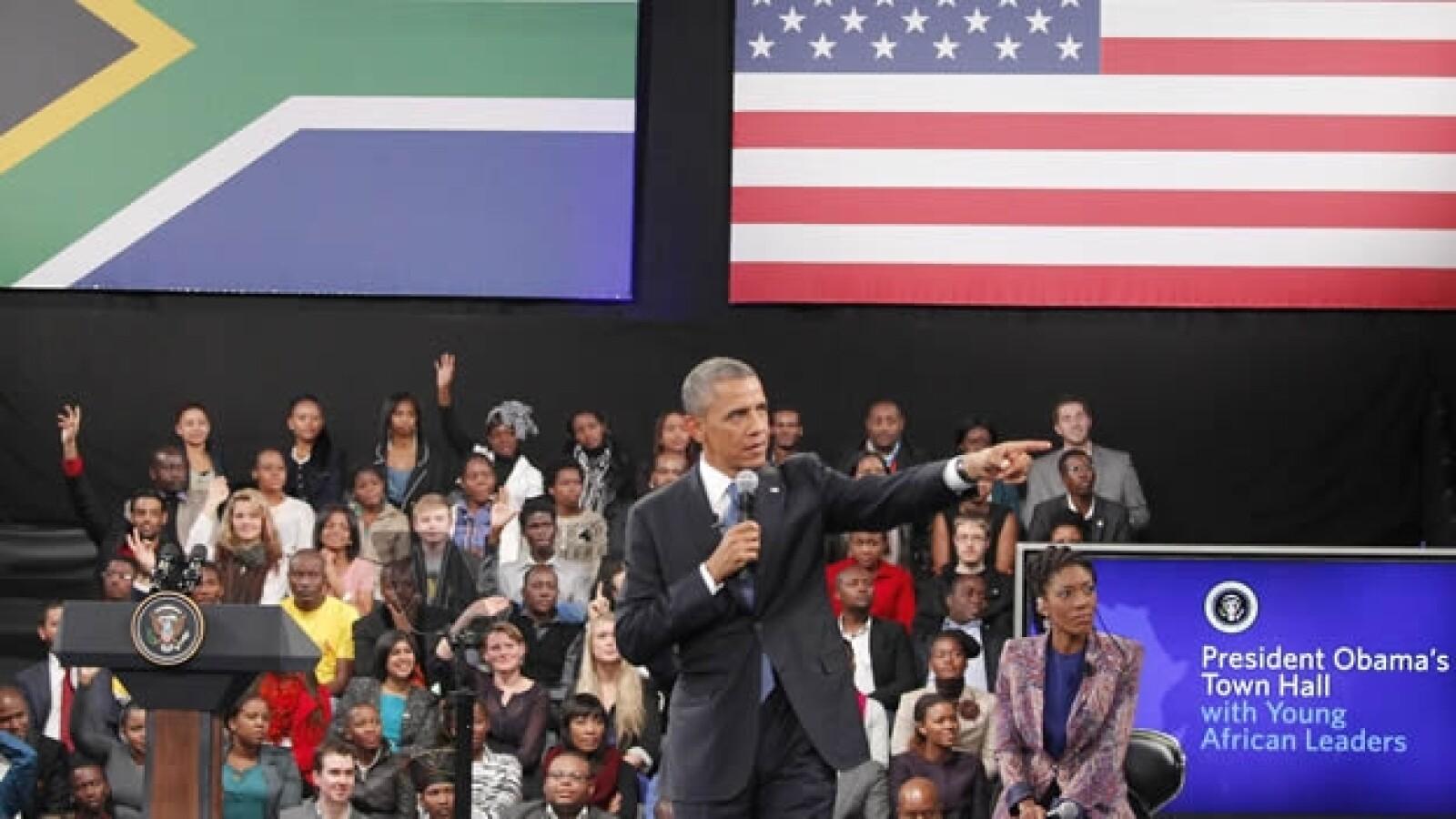 Obama Sudáfrica 9