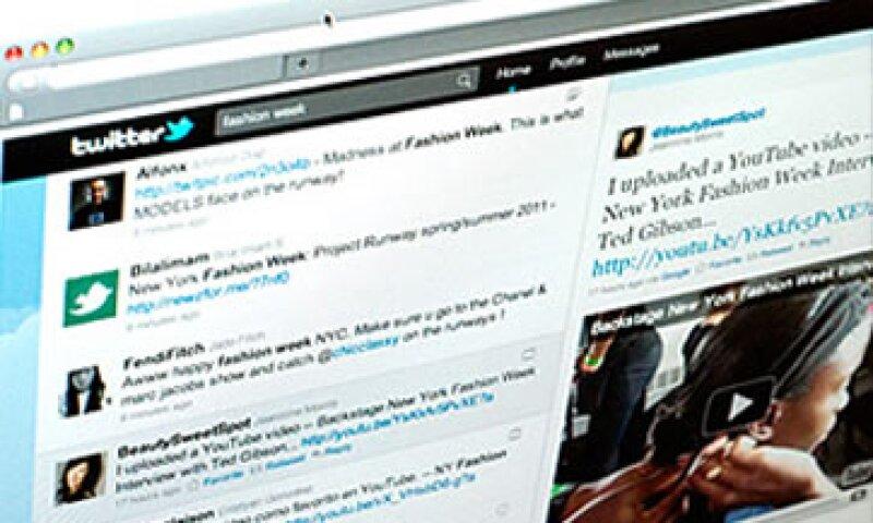 Twitter dijo que el problema se debe a un error con un efecto que no se limita a un elemento de software en particular. (Foto: Cortesía CNNMoney.com)