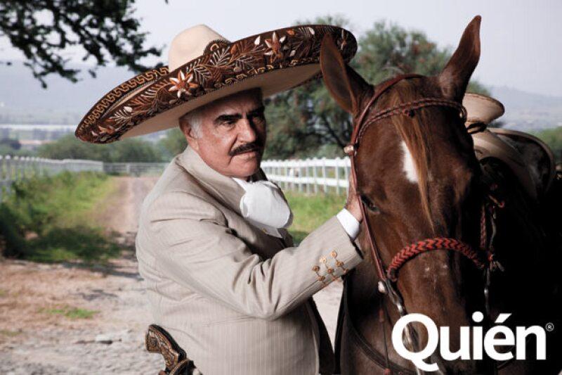 En el rancho tiene más de 100 caballos.