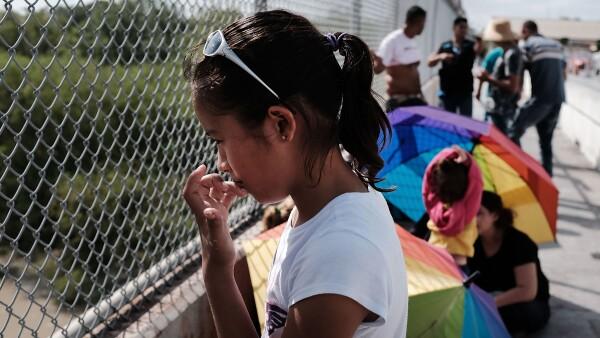 Estados Unidos da pruebas de embarazo a niñas migrantes detenidas
