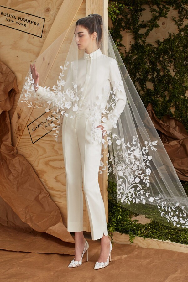 Jumpsuit-Carolina-Herrera-Bridal