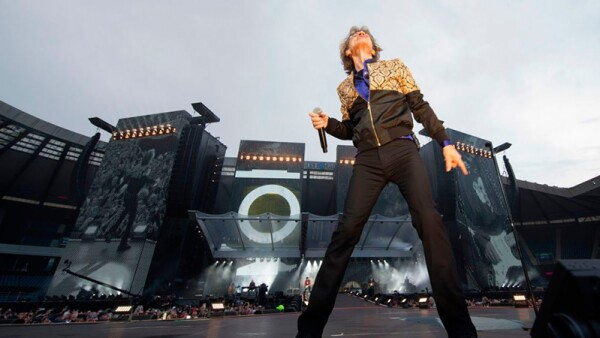 The Rolling Stones en Murrayfield Stadium