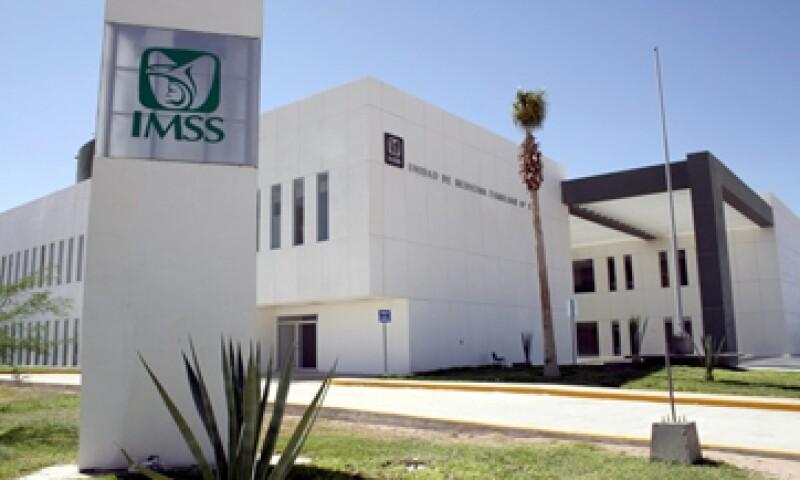 Pese a los servicios que ofrece el IMSS, 22% de la población se siente desprotegida en salud. (Foto: tomada de imss.gob.mx)