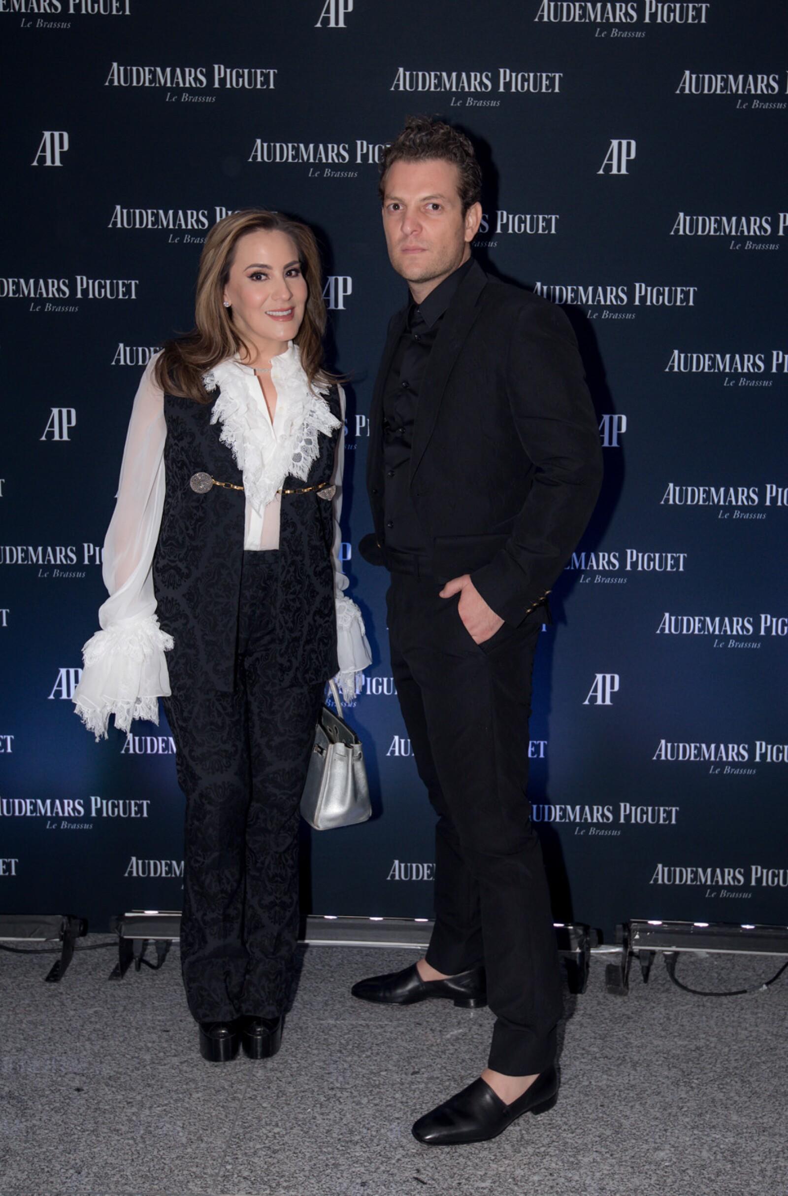 Silvia Rojo  y  Mauricio Kirschner.jpg