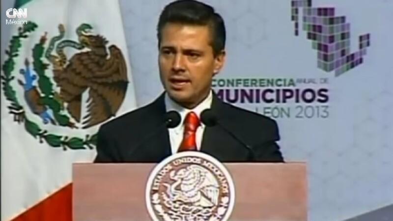 Peña Nieto Municipios