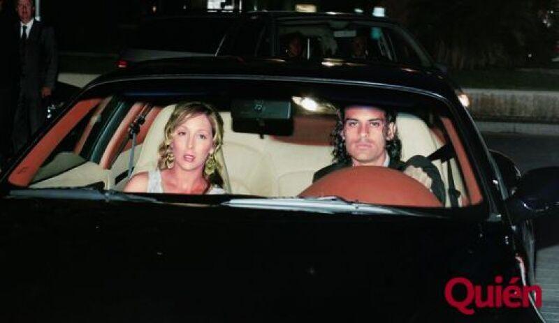 Rafael Márquez, Adriana Lavat