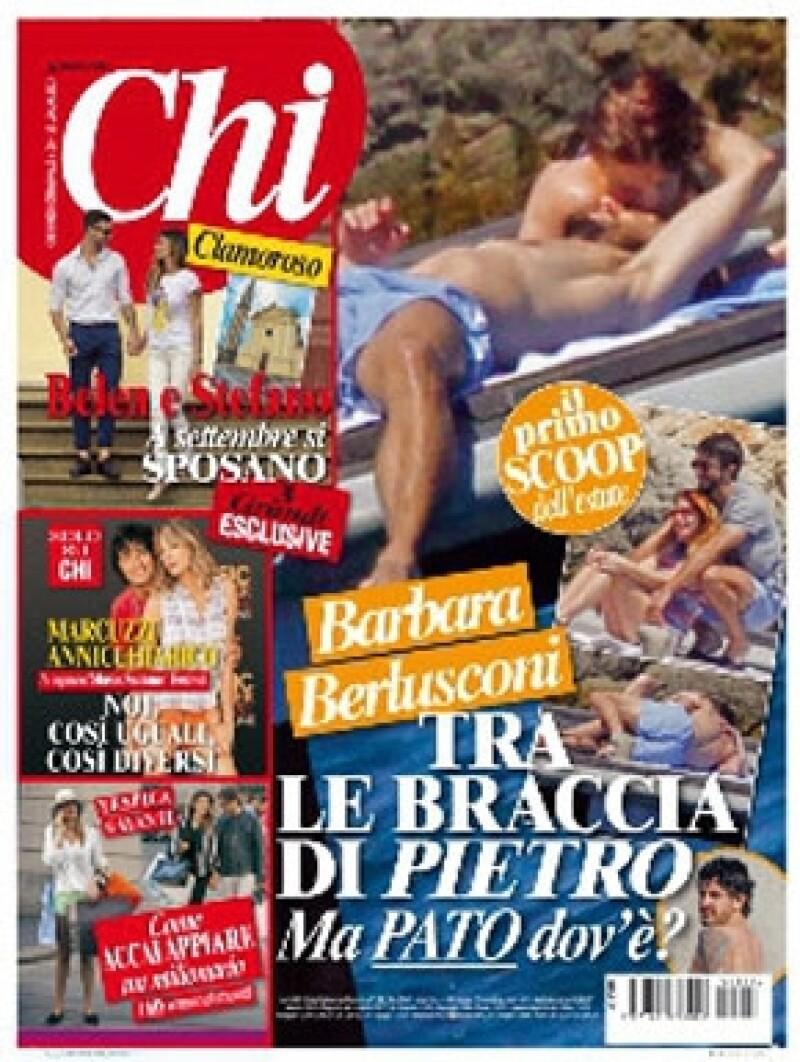 Al parecer Barbara, mejor conocida por ser hija del ex Primer Ministro de Italia Silvio Berlusconi, heredó el ojo alegre de su padre pues fue captada con nuevo galán a días de cortar con el anterior.
