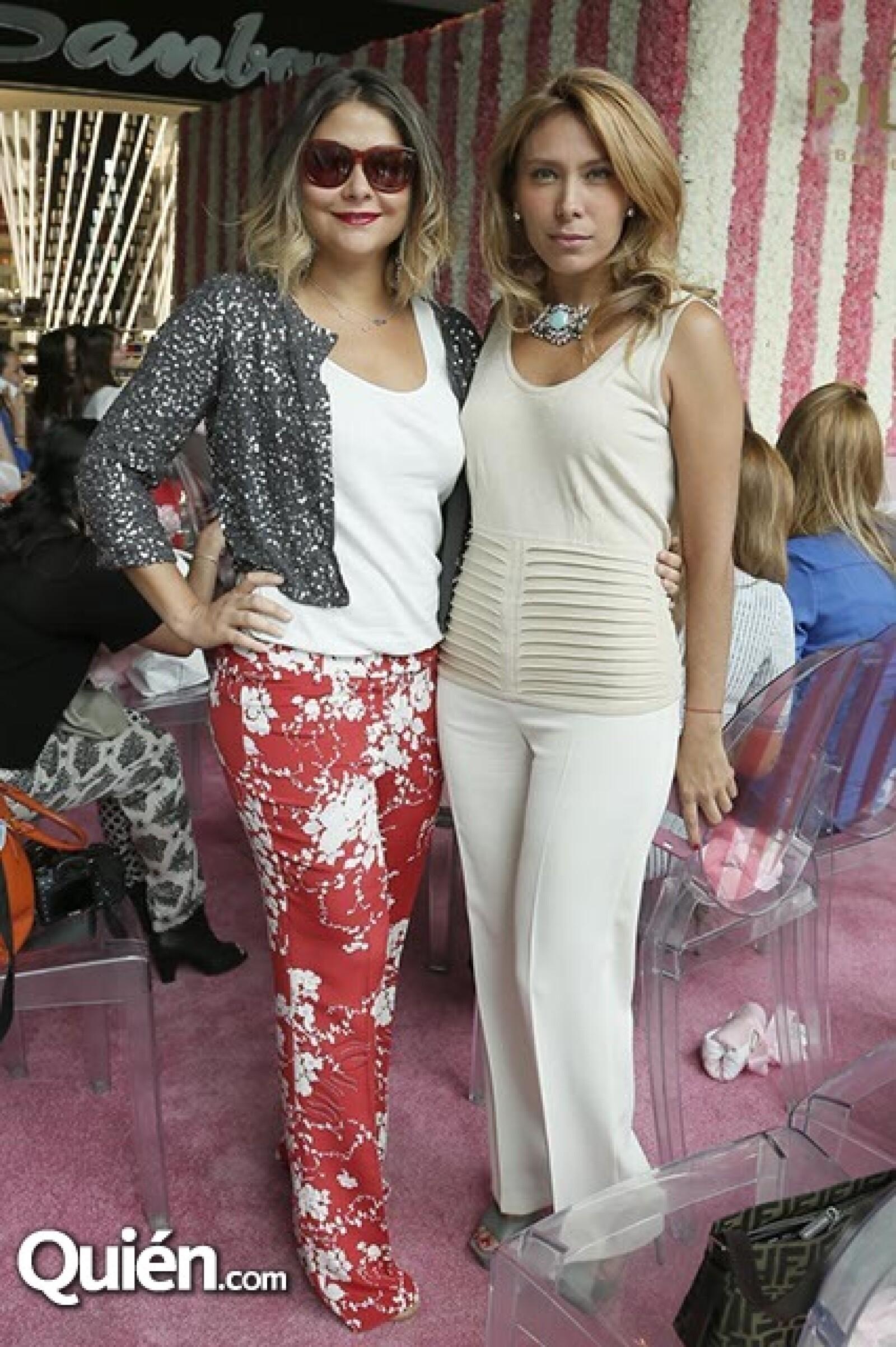 Alexia Camil y Jimena Gallego
