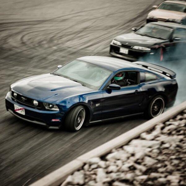 La campaña Unleashed de Mustang buscará cumplir los sueños de los aficionados de este automóvil.