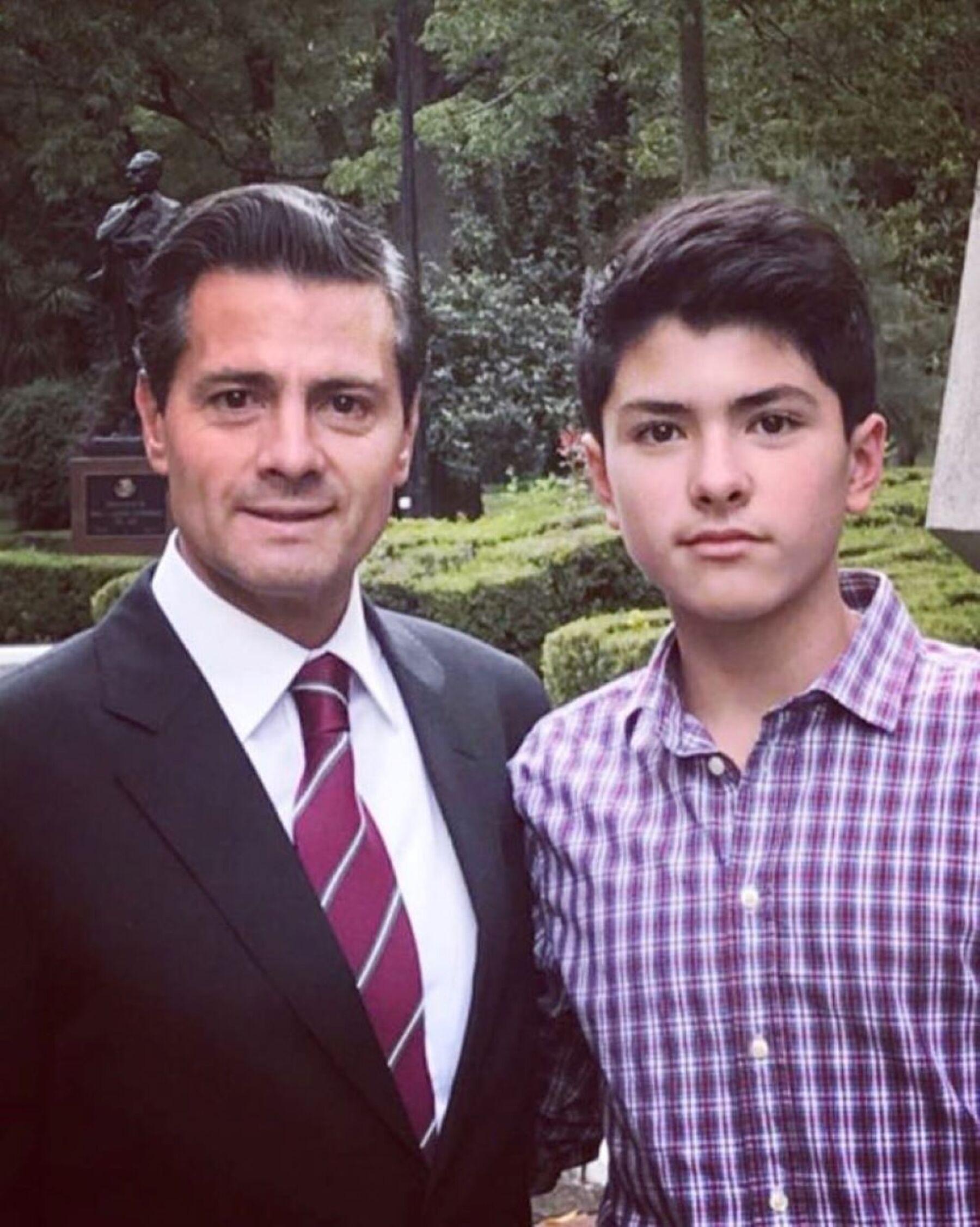Reaparece Diego Alejandro el hijo de Peña Nieto 1.jpg