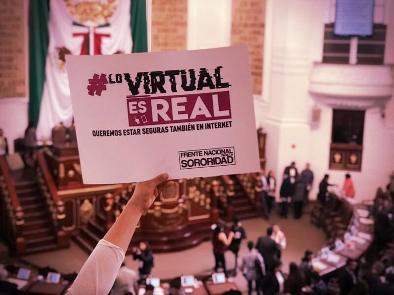 #LoVirtualEsReal