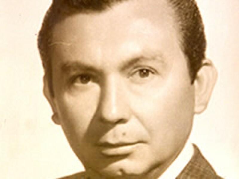 Jorge Ojeda Barrera (1919-2009), fundador del Colegio Nacional de Ingenieros Arquitectos de México (CNIAM). (Foto: Cortesía CNIAM)