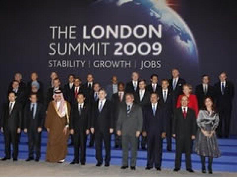 Los líderes del Grupo de los 20 han acordado medidas para combatir la crisis financiera global. (Foto: AP)
