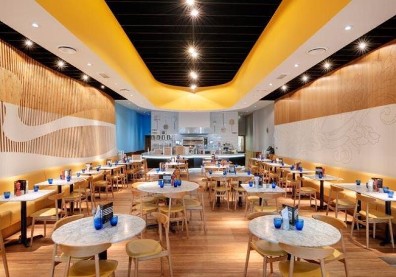 Dise o la clave para un restaurante de vanguardia Disenos de interiores para restaurantes