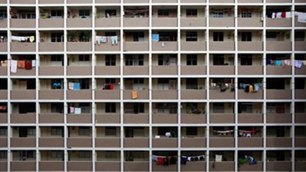 complejo vivienda