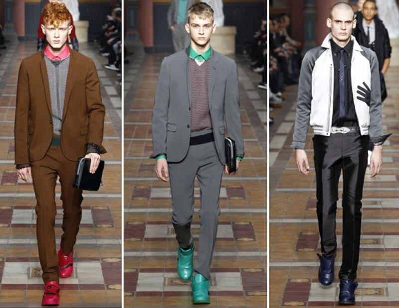 ¿No te encantan los zapatos formales? La propuesta de Lanvin es lo que necesitas tener en tu clóset.