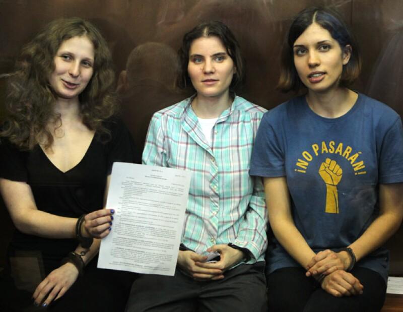 Tras haber sido condenadas a dos años de prisión, representantes de dicha religión aseguraron que sus actos fueron deplorables.