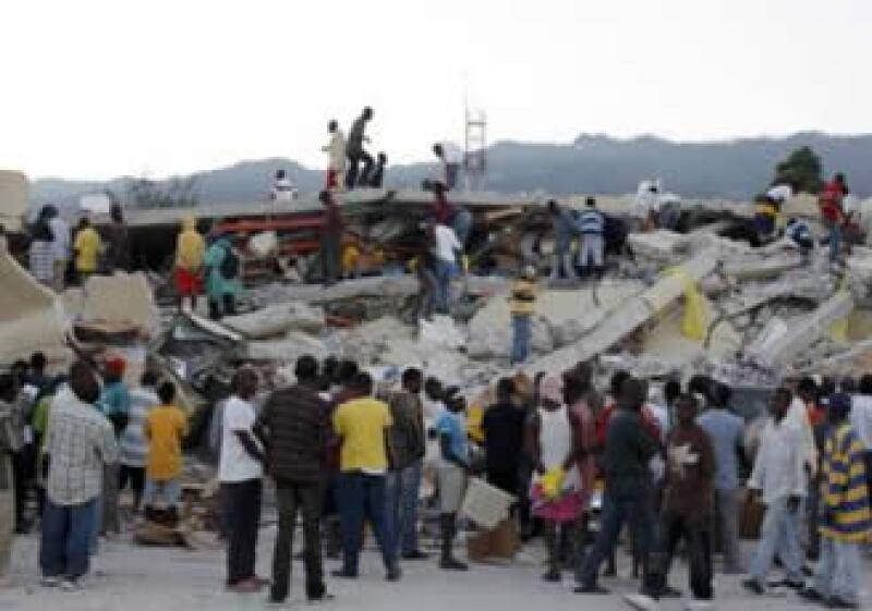 Twitter está jugando un papel fundamental para solicitar apoyo para los haitianos. (Foto: Reuters)