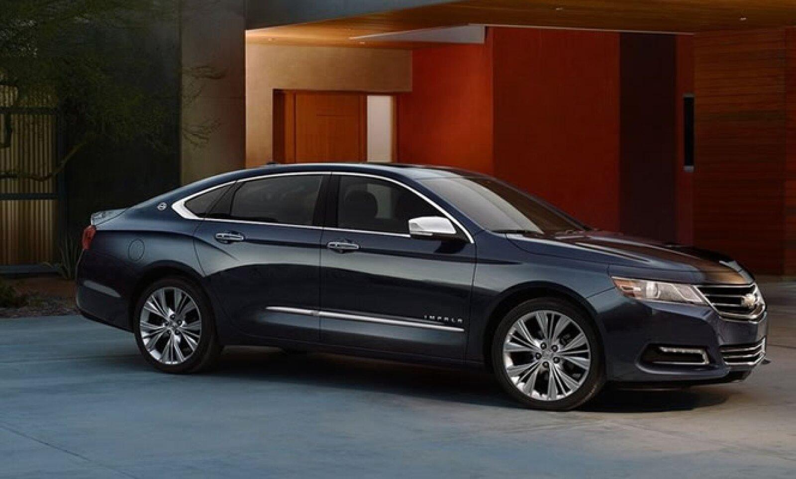 La firma norteamericana Chevrolet presentó su renovado modelo que nos deja ver la dirección que tomará el diseño para los futuros sedanes del fabricante.