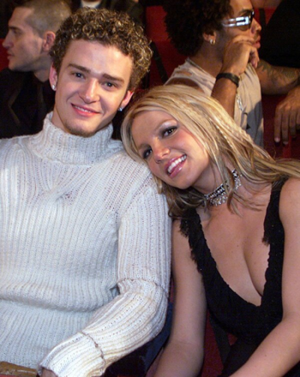 Justin Timberlake y Britney Spears / Getty Images