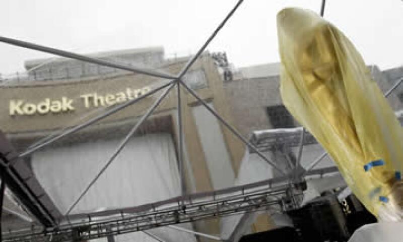 Kodak tiene derecho bajo las leyes de bancarrota a rechazar los últimos años de su compromiso que le da derecho a poner nombre al teatro. (Foto: AP)
