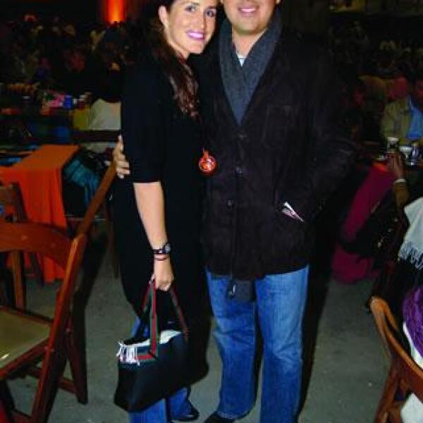 Ana y Raúl Esponda